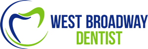 West Broadway Dentist logo